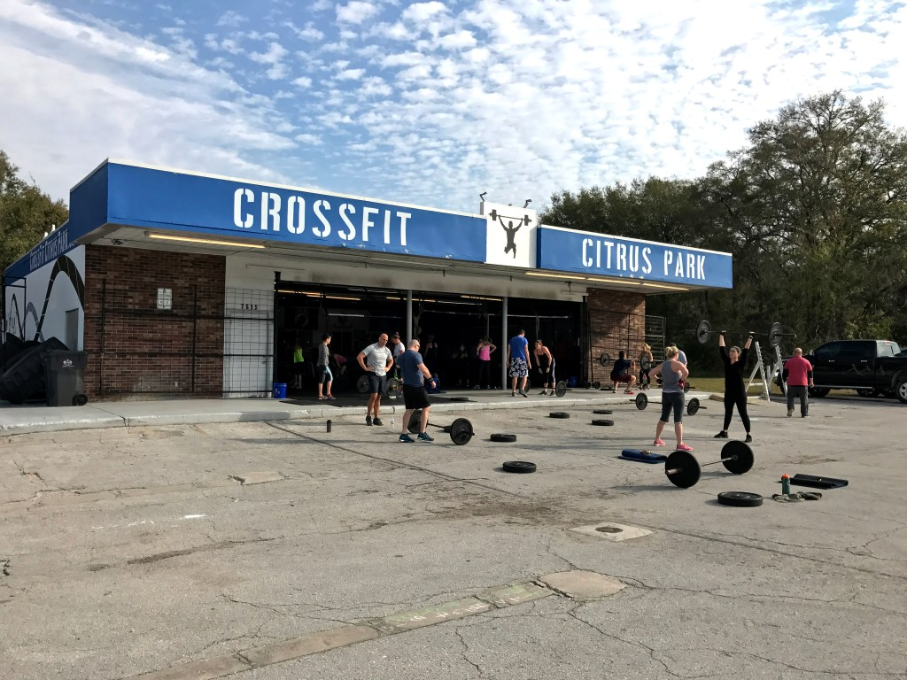 CrossFit Citrus Park Saturday WOD