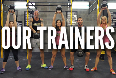 Meet the Trainers at CrossFit COMO