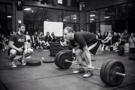 Steven Twidwell Deadlift