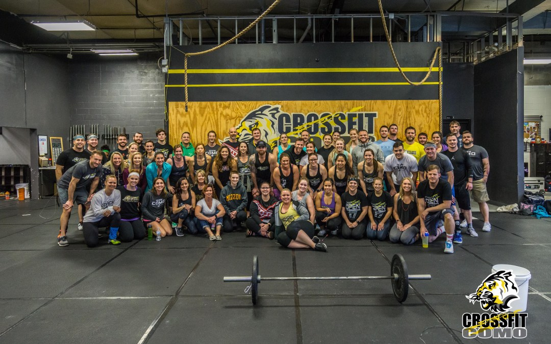 Reflecting on the 2017 CrossFit Open