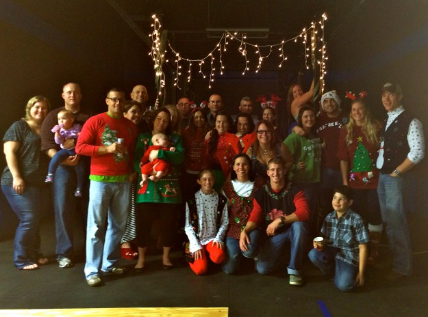 CFHT Christmas Party