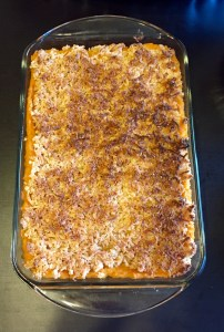 Coconut Crumble Whipped Sweet Potatoes