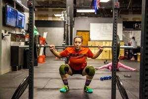 Kelly Goad's CrossFit Ironborough Story