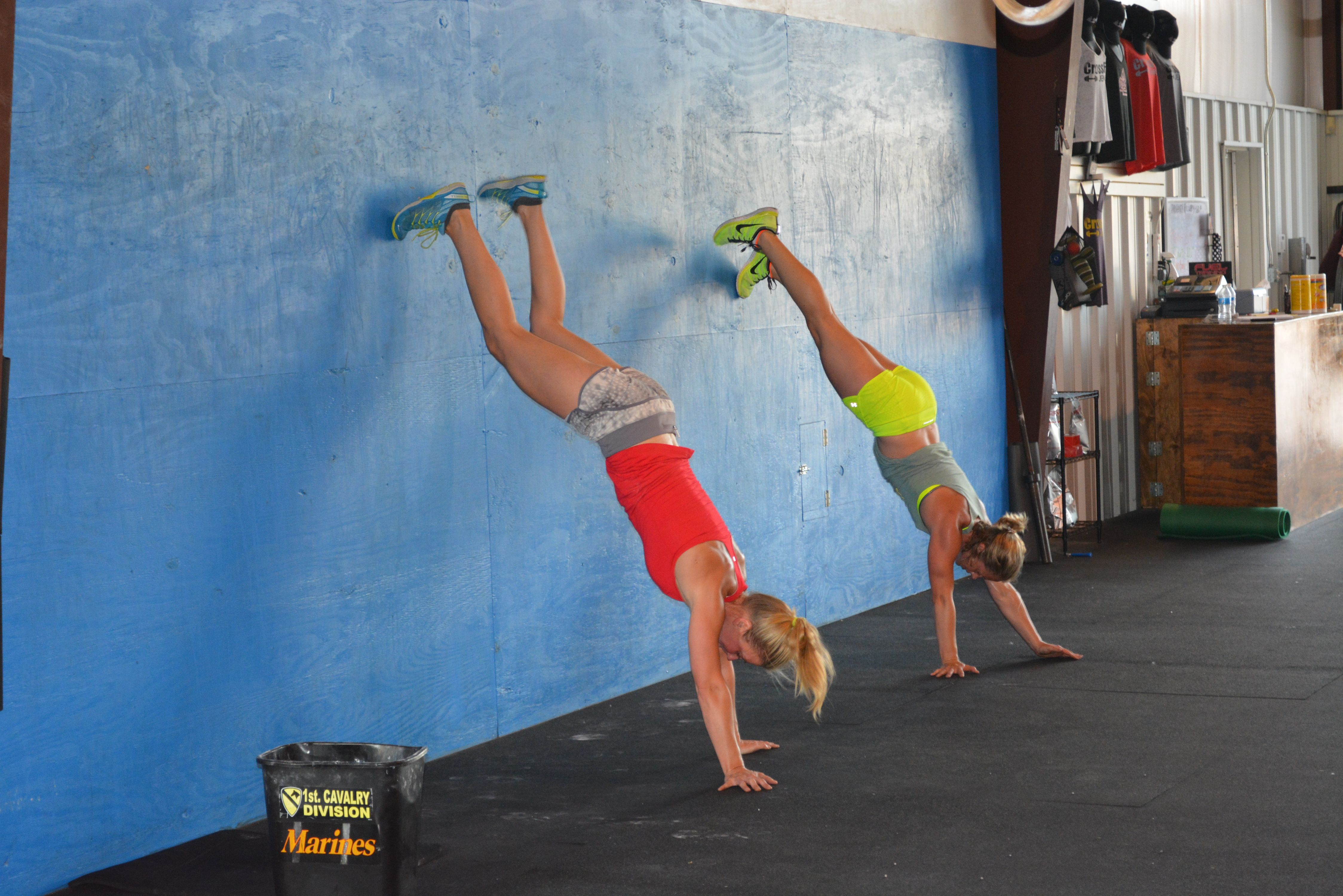 Resultado de imagen de wall climb crossfit