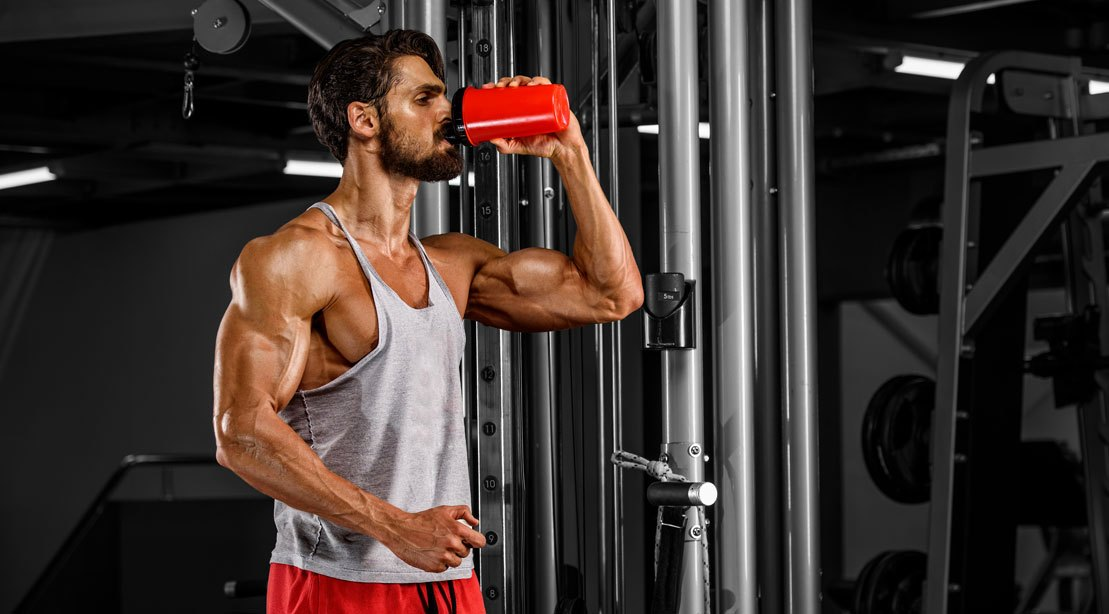 Taking Creatine To Improve Muscle Strength