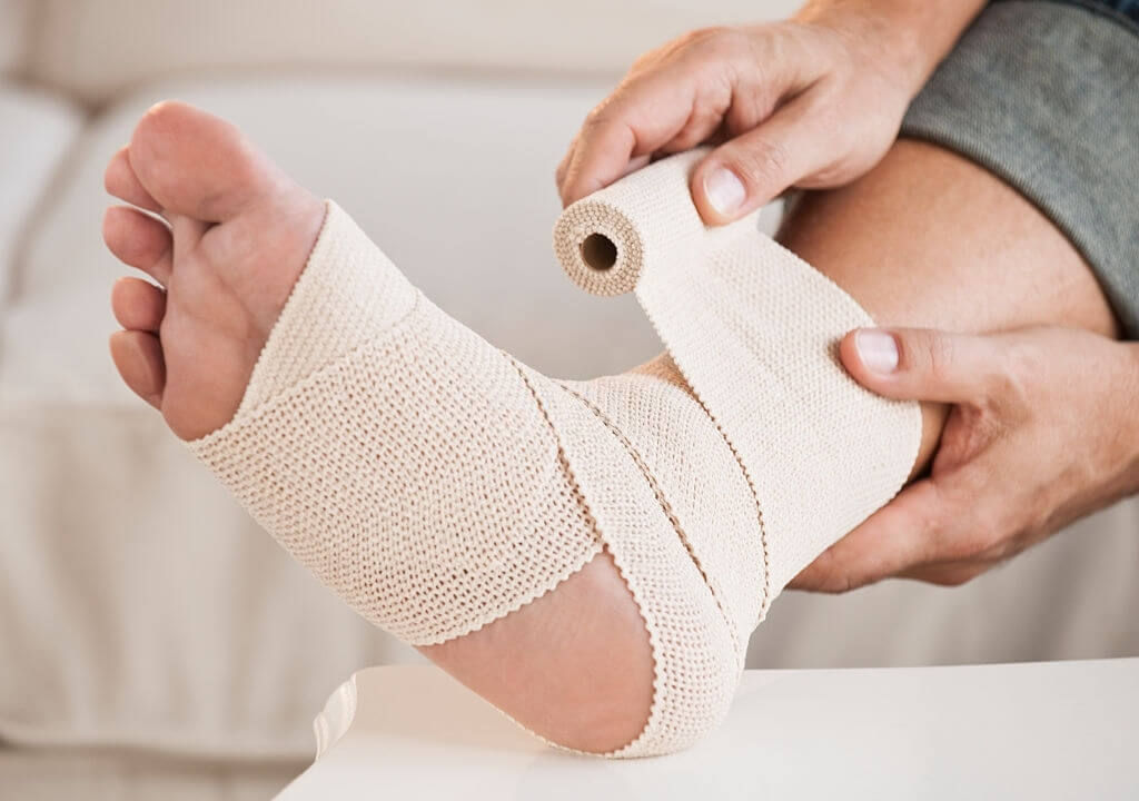 How-To-Care-For-Sprained-Ankle