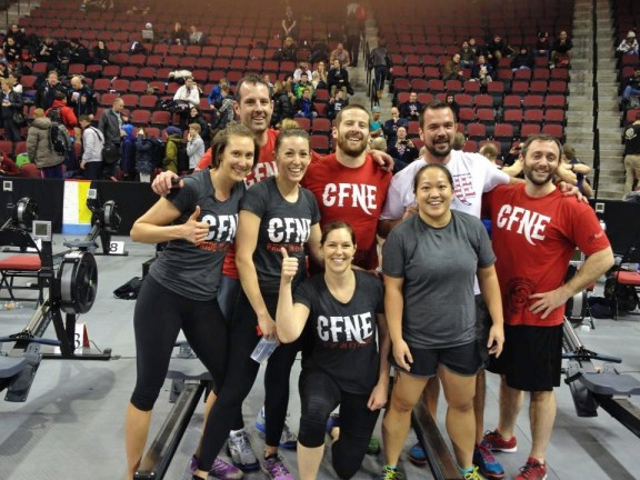 CFNE put a crew together for the Crash B's.