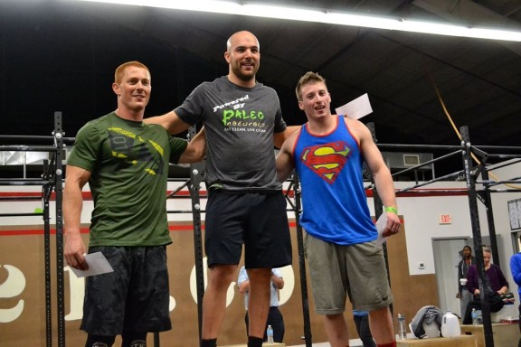 Harry took home 3rd place this past weekend at CrossFit Union! CFNE is crushing it!
