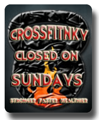 crossfitnky_closed_on_sundays