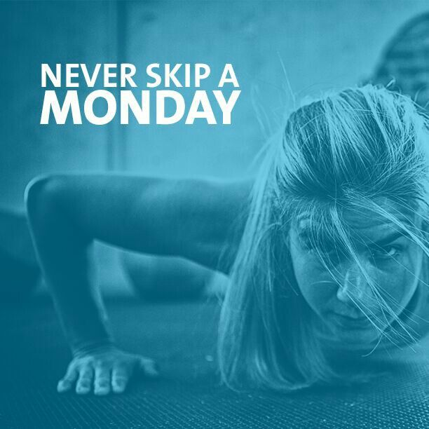 Never Skip a Monday… Book in Now
