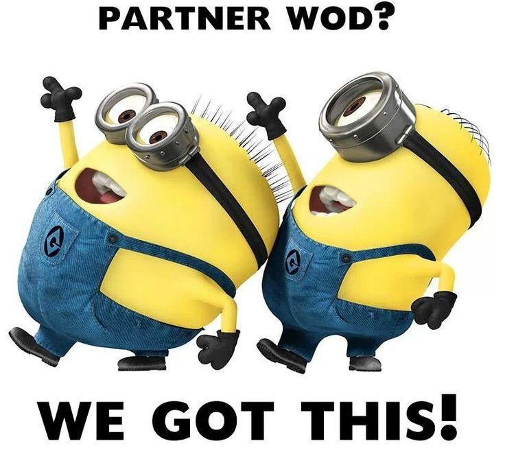 WOD Thursday 9/7/17 Bring a Friend Day!