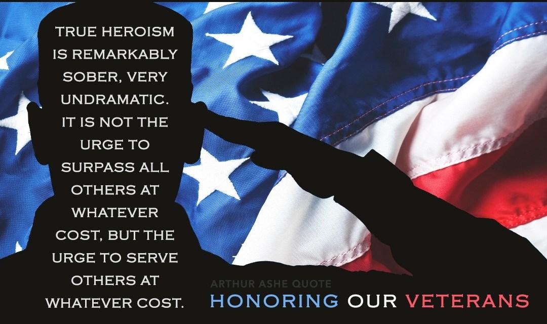 WOD Veterans Day Friday 11/10/17