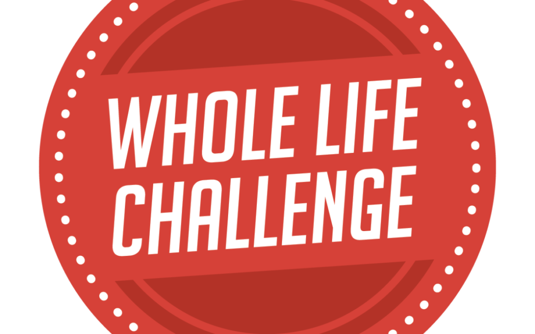 CFS Whole Life Nutrition Challenge 2018
