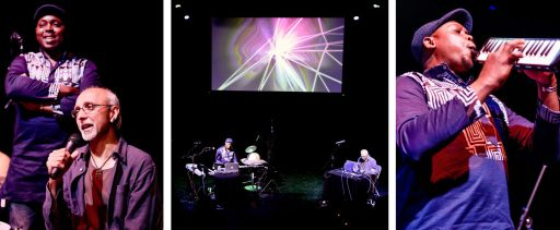 Declaration performance at HOME arts centre in Manchester