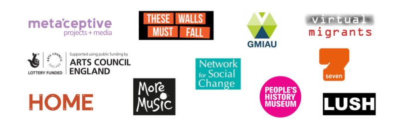Viva Declaration logos of funders, partners and supporters