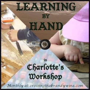 handicraft bloggy button