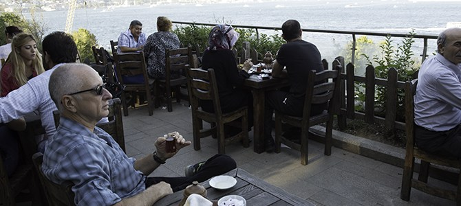 Turkey to Greece, Starting The Odyssey