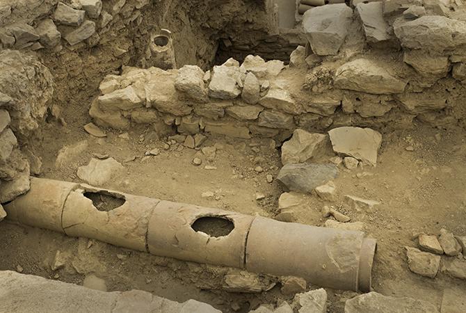 Plumbing at Ephesus