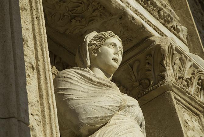 Statue of Arete