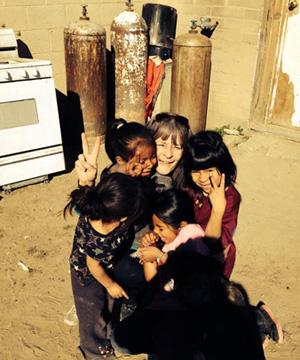 sponsor a Hopi family