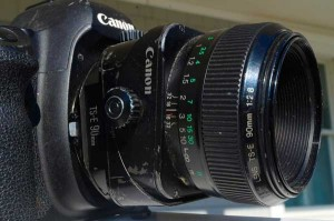 Canon 90mm Tilt Shift