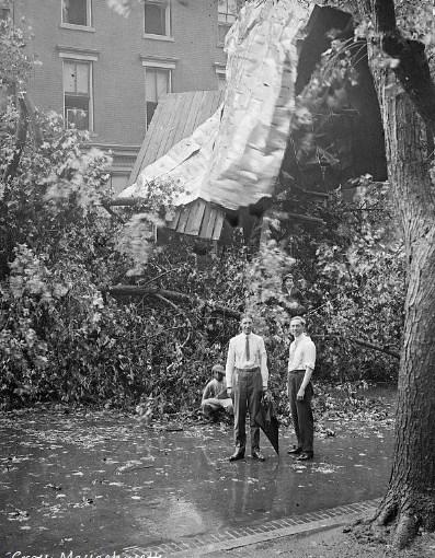 Disaster and Calamity: Debris
