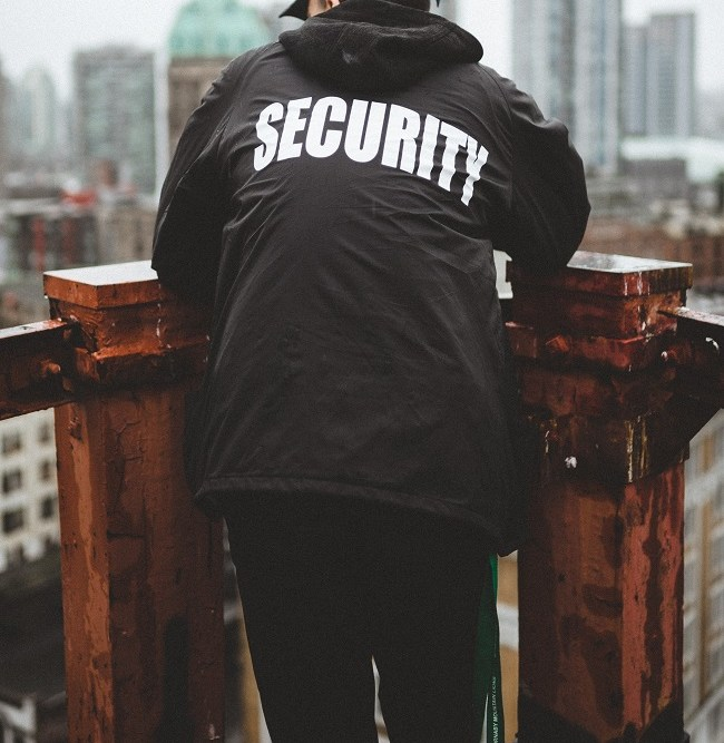 Security is found in responsibility