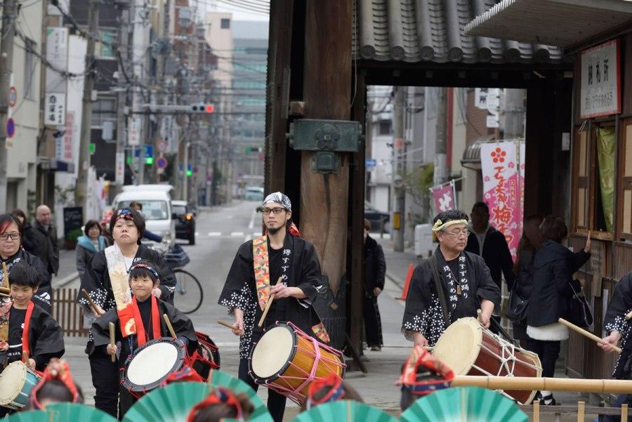 2019 大阪・天満宮奉納演舞1