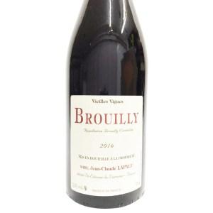 Brouilly Vieilles Vignes(ブルイィ・ヴィエイユ・ヴィーニュ)