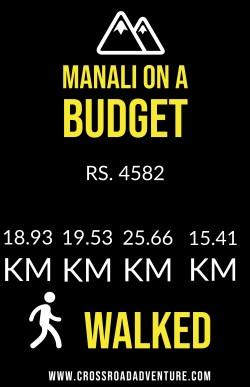 Manali on a Budget