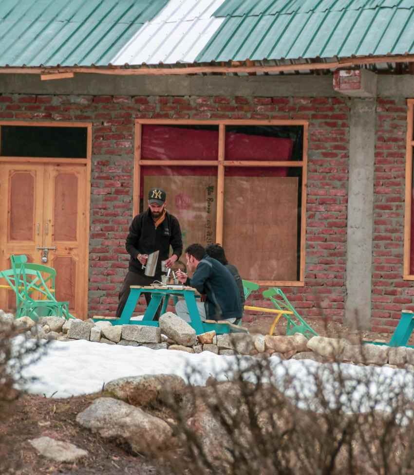 Food options - Chitkul Travel Guide