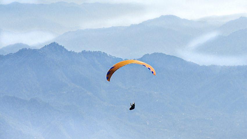 Bir Billing Paragliding Take-Off Site