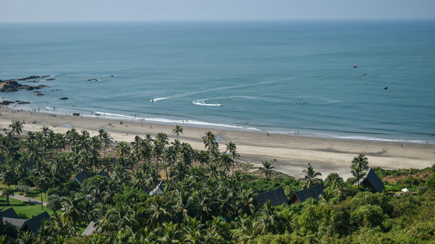 Beaches in Goa are most looked out amongst the first time in Goa
