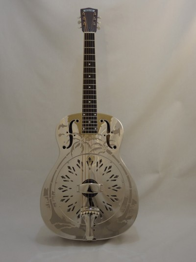 Crossroads Music » National Resonator Guitar Style-O 14-Fret