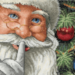 Christmas Beaded Cross Stitch Kits, Plus Tutorial on How to Add Seed Beads to Cross Stitch
