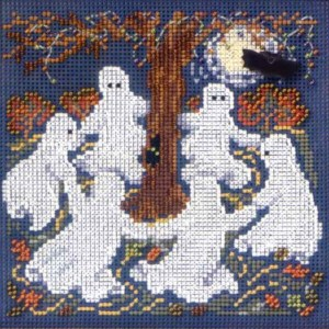 Halloween cross stitch kits - Special Halloween treats and home decor