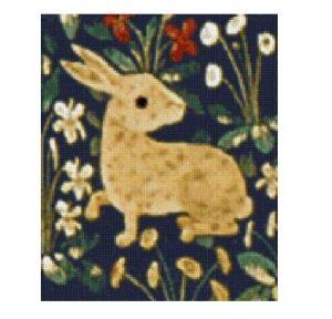 Cross Stitch Rabbit pattern