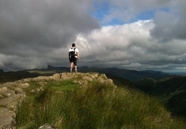 Cross the UK: Coast to Coast on Greenup Edge with Richard Jefferson