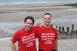 Cross the UK: Coast to Coast Walk in 7 days with Mick Fenwick and Richard Jefferson