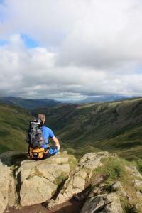 Cross the UK: Coast to Coast Walk on Greenup Edge with Mick Fenwick Portrait