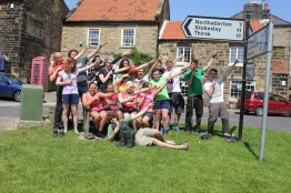 Croos the UK: D of E Silver Expedition Final Bolt!