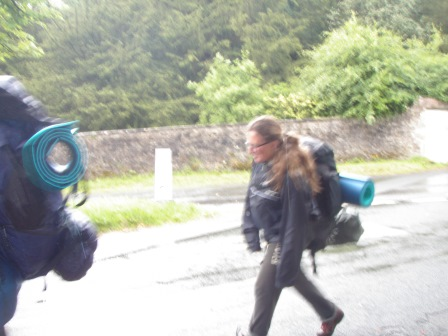 Cross the UK: HTCS Duke of Edinburgh Practice Expedition Finish at Marske in the North Yorkshire Dales