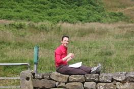 Cross the UK: HTCS Duke of Edinburgh Silver Final Expedition North Yorks Moors Mrs W Chillin'