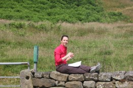 Cross the UK: HTCS Duke of Edinburgh Silver Final Expedition North Yorks Moors Mrs W Chillin'