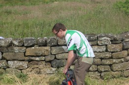 Cross the UK: HTCS Duke of Edinburgh Silver Final Expedition North Yorks Moors Mr S Preparing