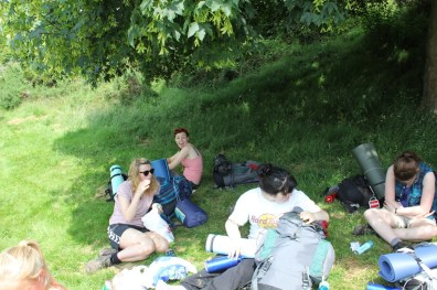Cross the UK: HTCS Duke of Edinburgh Silver Final Expedition Danby Pit Stop