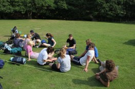 Cross the UK: HTCS Duke of Edinburgh Silver Final Expedition Food at Raven Gill Scout Campsite