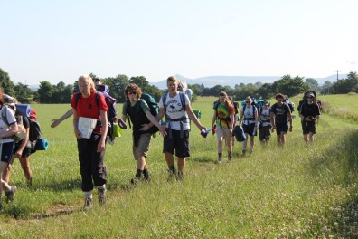 Cross the UK: HTCS Duke of Edinburgh Silver Final Expedition Swainby with Los Tankos Overtaking 2