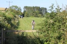 Cross the UK: HTCS Duke of Edinburgh Silver Final Expedition Swainby Stonesy on his Cheap Bike