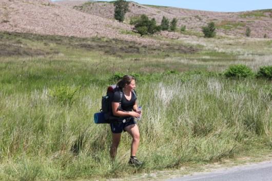 Cross the UK: HTCS Duke of Edinburgh Silver Final Expedition Bethan Finishing
